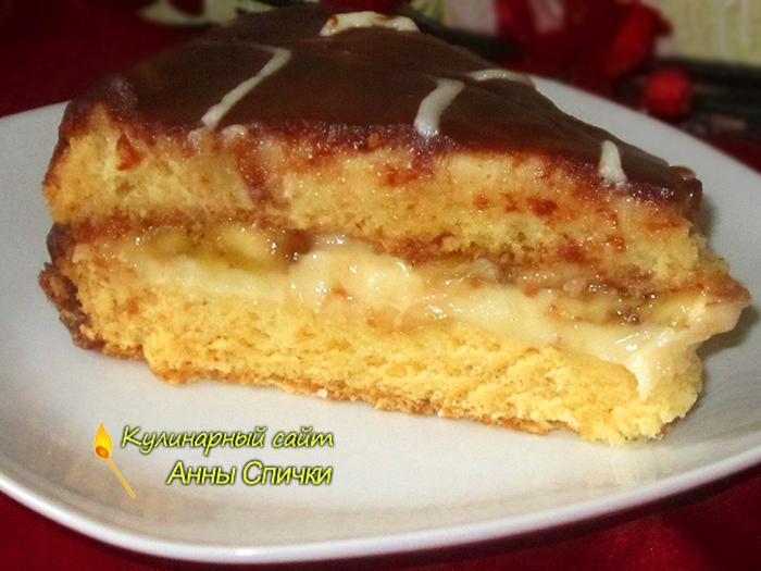 торт проще простого чародейка