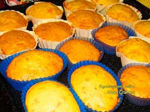 Как приготовить кекс из тыквы