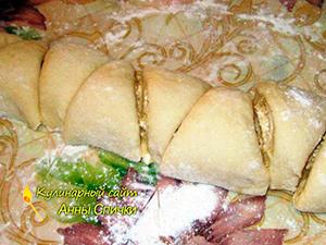 Как приготовить булочки с кунжутом - шаг 4
