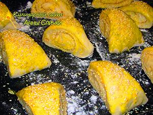 Как приготовить булочки с кунжутом - шаг 5