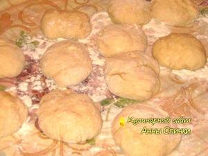 Как приготовить булочки с творогом