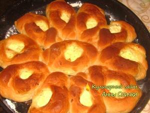 Как приготовить булочки с творогом - шаг 8