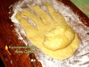Как приготовить булочки с заварным кремом - шаг 2