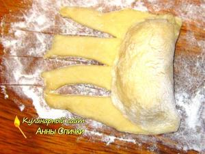 Как приготовить булочки с заварным кремом - шаг 3