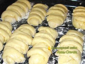 Как приготовить булочки с заварным кремом - шаг 4