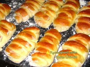 Как приготовить булочки с заварным кремом - шаг 5