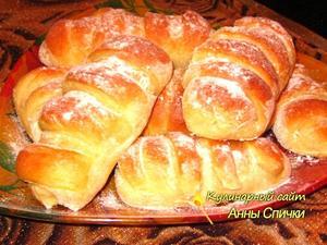 Как приготовить булочки с заварным кремом - шаг 6