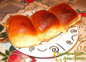 Пирожки с абрикосом