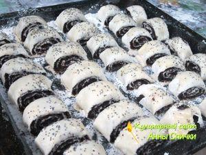Выпекаем печенье с маком