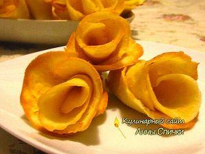 Бисквитное печенье Розы