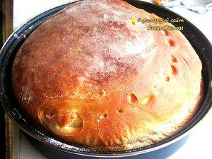 Как испечь хлеб дома - шаг 4