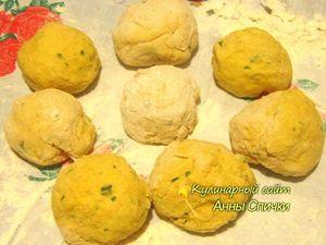Как приготовить лепешки с зеленью