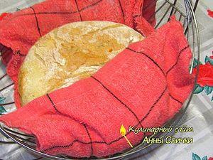 Рецепт домашнего хлеба в духовке - шаг 2