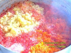 Как готовить аджику