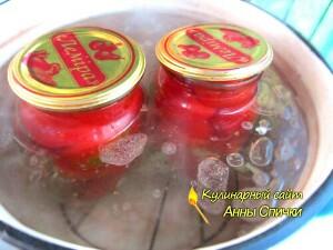 Как приготовить помидоры на зиму