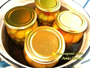 Как приготовить консервированный абрикос