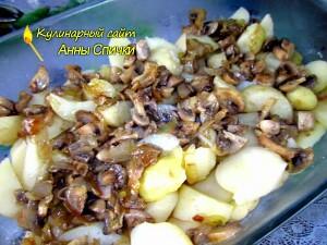 Как приготовить запеченный картофель в духовке