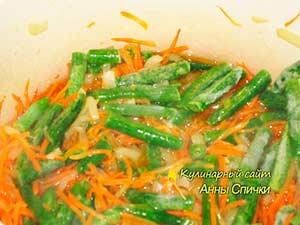 Рецепт овощного супа