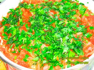Как приготовить овощное рагу - шаг 2