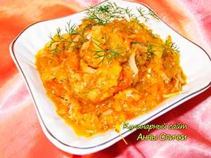 Как готовить кабачковую икру -