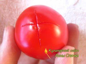 Как приготовить помидоры маринованные