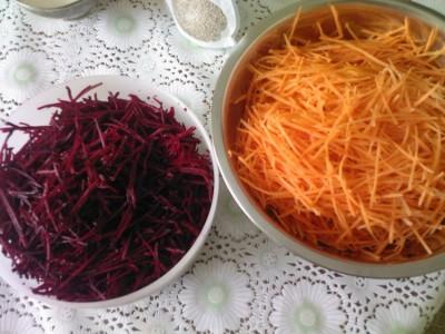 Как приготовить салат калейдоскоп