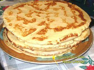 Готовим тесто для торта и выпекаем коржи