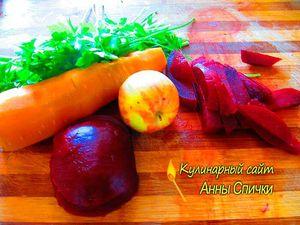 Как приготовить салат из свеклы и моркови