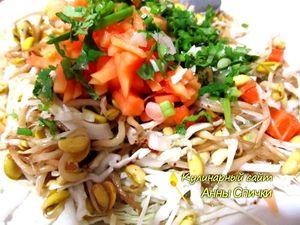 Как приготовить салат из белокочанной капусты - шаг 3