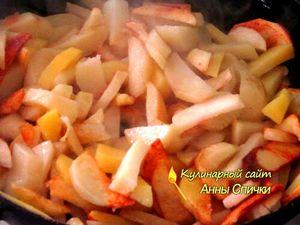 Как жарить картошку с капустой