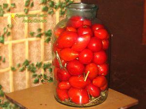 Как квасить помидоры