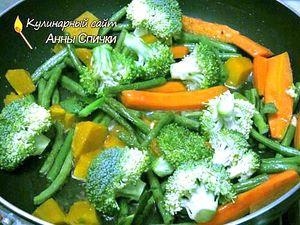 Как приготовить овощи по-тайски