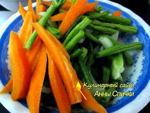 Как приготовить жареные овощи