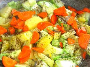 Как тушить овощи