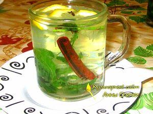 Как приготовить чай с мятой и лимоном