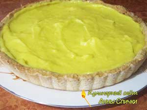 Как приготовить пирог с черешней - шаг - 6