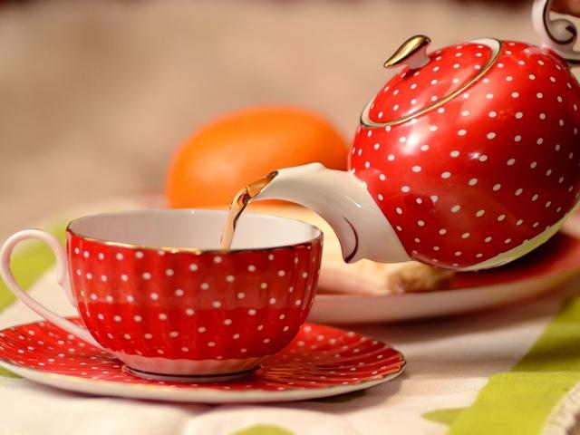 Марокканский чай с мятой и корицей