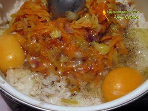 Как приготовить рисовые тефтели