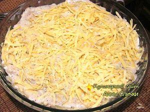 Как печь лазанью