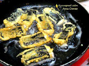 Как приготовить вегетарианскую рыбу - шаг 3