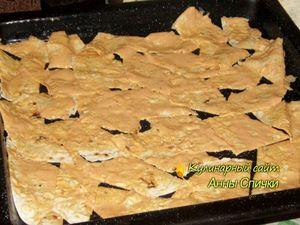 Как приготовить чипсы из лаваша
