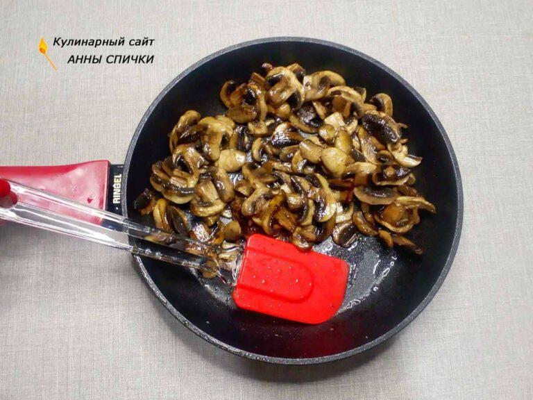 Можно ли тушить капусту с грибами