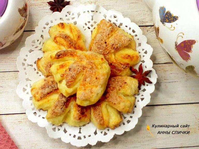 Печенье из творога очень вкусное пошаговый рецепт