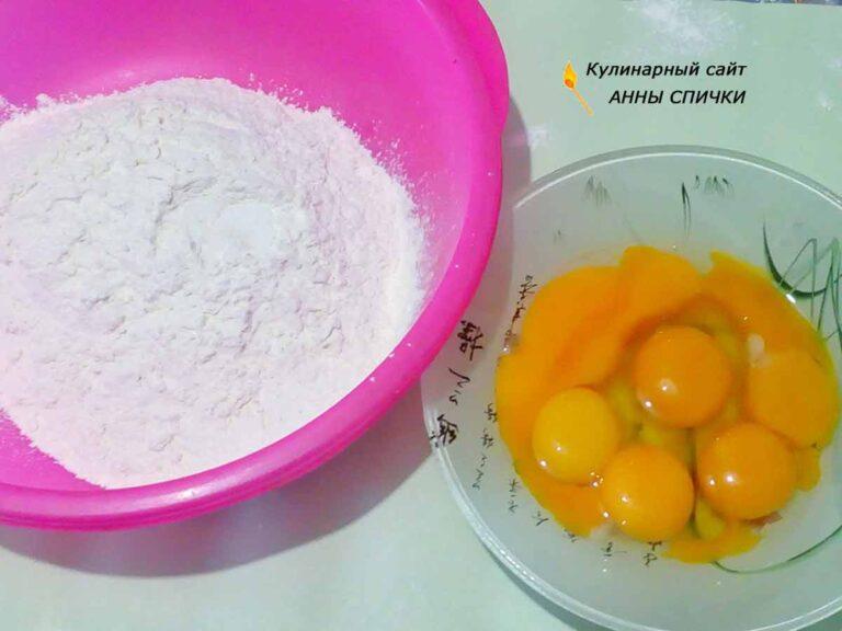 Как приготовить домашнюю лапшу на курином бульоне
