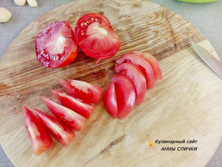 Салат из помидор и огурцов на зиму пальчики оближешь