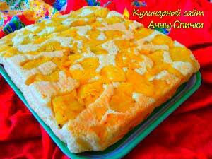 Как приготовить ананасовый пирог