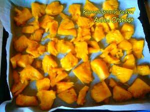 Как подготовить ананас