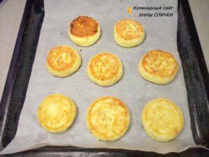 Творожные сырники пп в духовке