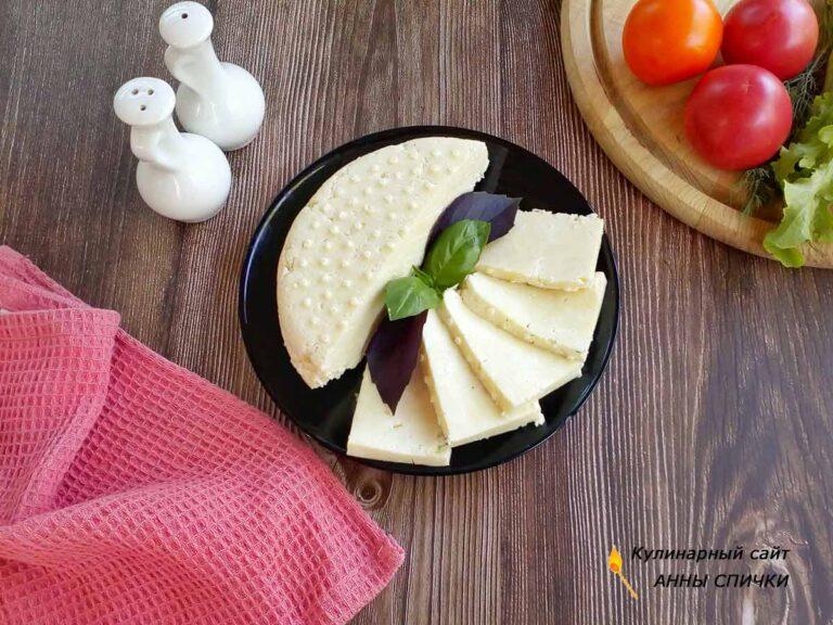 Рецепт вкусной брынзы из коровьего молока
