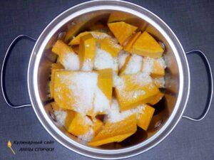 Как приготовить тыквенную кашу с рисом на молоке
